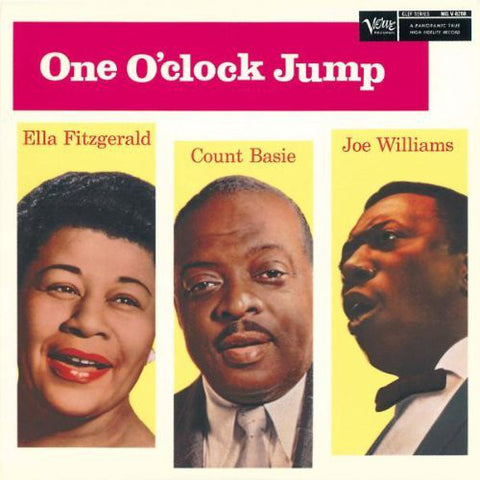 Ella Fitzgerald/Count Basie/Joe Williams One Oclock Jump (VINYL SECOND-HAND)