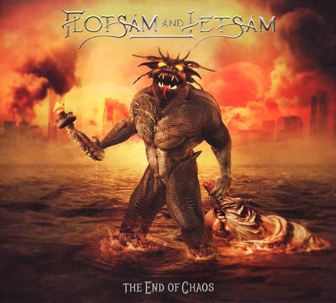 Flotsam And Jetsam - The End Of Chaos (VINYL)