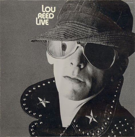 Lou Reed - Live (VINYL SECOND-HAND)