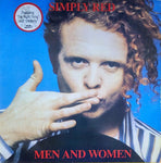 Simply Red - Men And Women (VINYL SECOND-HAND)