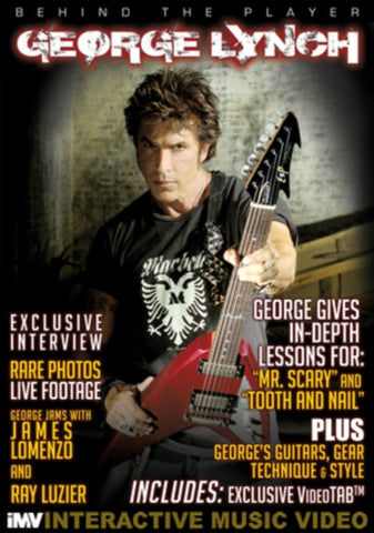George Lynch: Behind The Player (DVD)