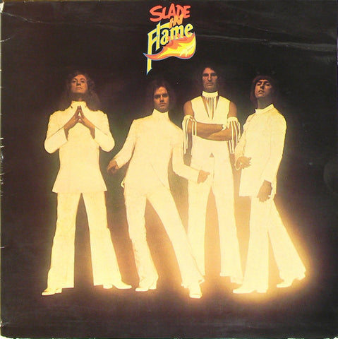 Slade - Slade In Flame (VINYL SECOND-HAND)