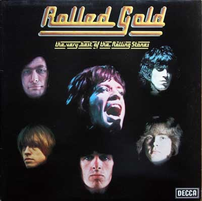 Rolling Stones - Rolled Gold 2LP (VINYL SECOND-HAND)