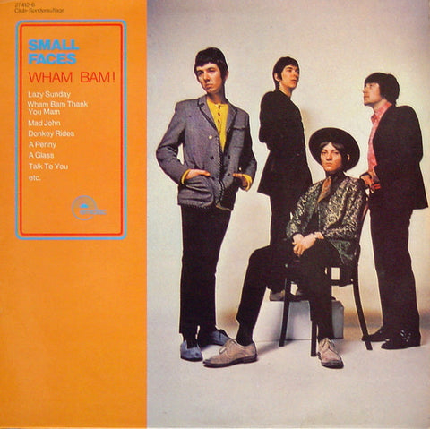 Small Faces - Wham Bam! (VINYL SECOND-HAND)