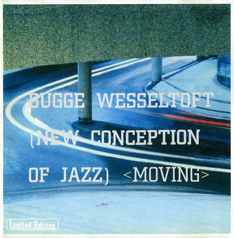 Wesseltoft,Bugge - Moving (CD)