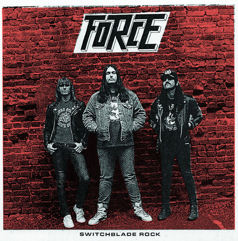 Force - Switchblade Rock (VINYL)