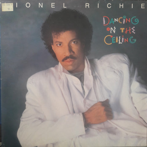 Lionel Richie – Dancing On The Ceiling (VINYL SECOND-HAND)