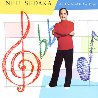 Neil Sedaka - All You Need Is The Music (VINYL SECOND-HAND)