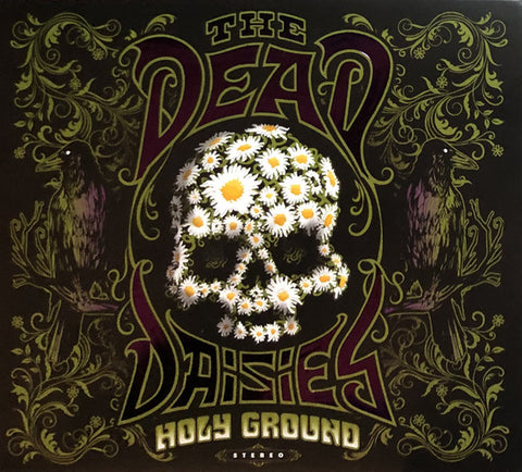 The Dead Daisies ‎– Holy Ground (CD)