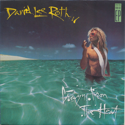 David Lee Roth – Crazy From The Heat (VINYL SECOND-HAND)
