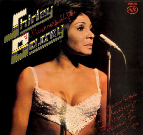 Shirley Bassey – The Nearness Of You (VINYL SECOND-HAND)