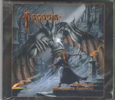 Magnum – Dance Of The Black Tattoo (CD)