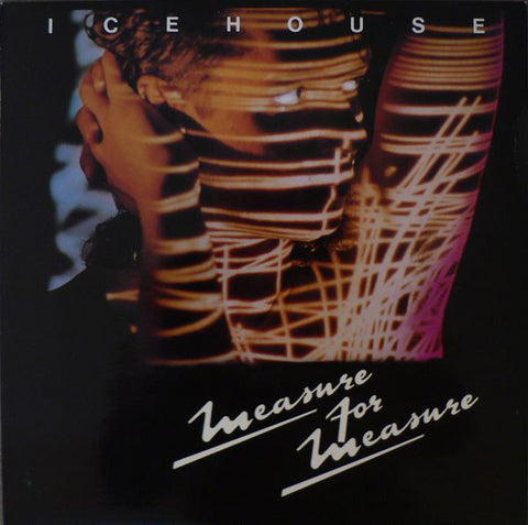 Icehouse – Measure For Measure (VINYL SECOND-HAND)