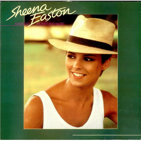 Sheena Easton - Madness, Money And Music (VINYL SECOND-HAND)
