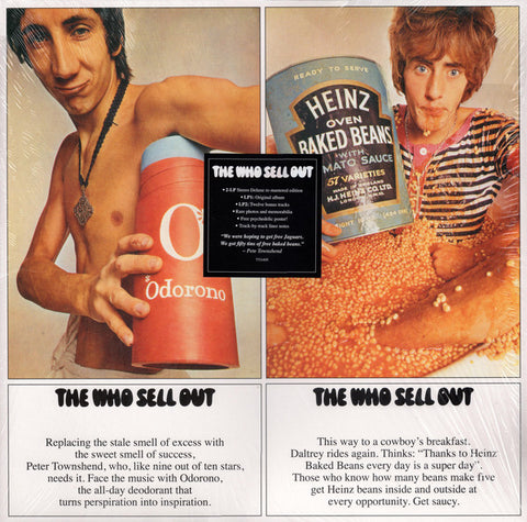 The Who – The Who Sell Out - Deluxe Edition (VINYL) (2LP)