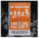 The Charlatans - Live It Like You Love It - 2LP RSD (VINYL)
