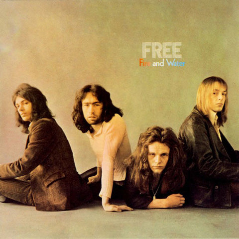 Free - Fire And Water (VINYL SECOND-HAND)