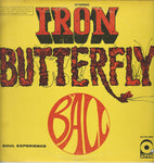 Iron Butterfly - Ball (VINYL SECOND-HAND)