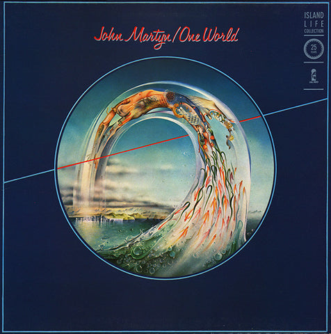 John Martyn - One World (VINYL SECOND-HAND)