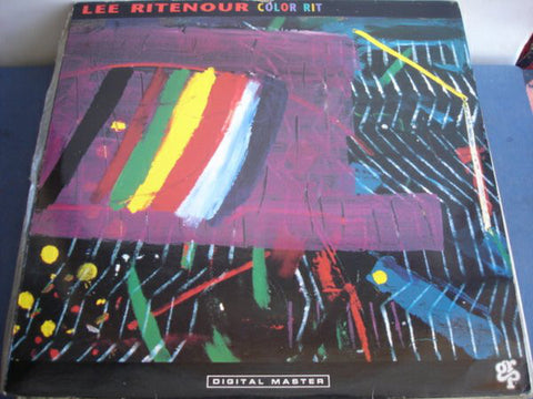 Lee Ritenour - Color RIT (VINYL SECOND-HAND)