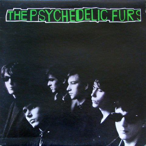 The Psychedelic Furs - The Psychedelic Furs (VINYL SECOND-HAND)