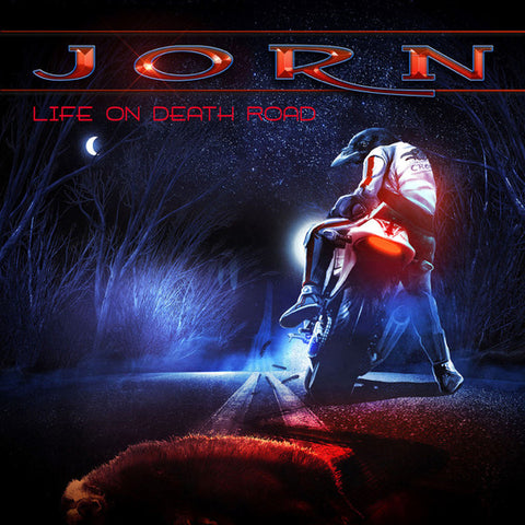 Jorn - Life On Death Road - Limited Edition (VINYL)