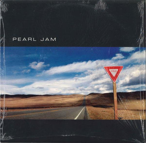 Pearl Jam - Yield (VINYL SECOND-HAND)