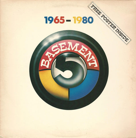 Basement 5 - 1965 - 1980 (VINYL SECOND-HAND)