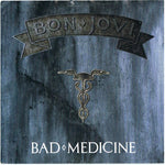 Bon Jovi - Bad Medicine (VINYL SECOND-HAND)