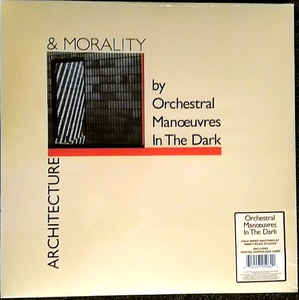 Orchestral Manoeuvres In The Dark - Architecture & Morality (VINYL)