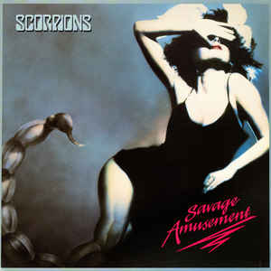Scorpions - Savage Amnsement (VINYL SECOND-HAND)