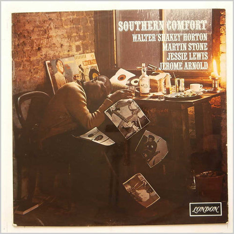 Walter Horton/Martin Stone/Jessie Lewis/Jerome Arnold - Southern Comfort (VINYL SECOND-HAND)