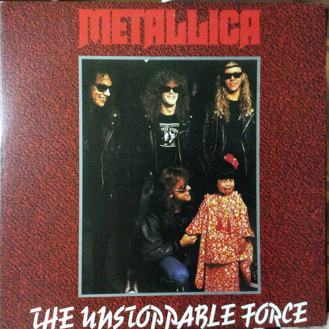 Metallica - The Unstopable Force ( 2LP, VINYL SECOND-HAND)