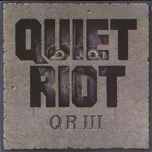 Quiet Riot - QR||| (VINYL SECOND-HAND)