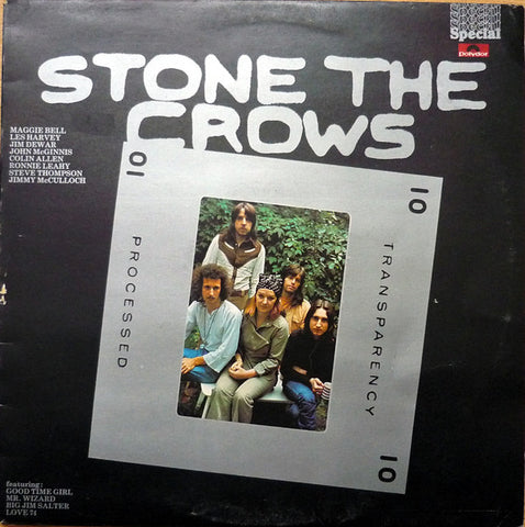 Stone The Crows - Stone The Crows (VINYL SECOND-HAND)