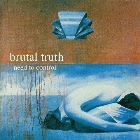 "Brutal Truth - NeedTo Control 5"", 6"", 7"", 8"", 9"" Singles BOX (VINYL SECOND)"