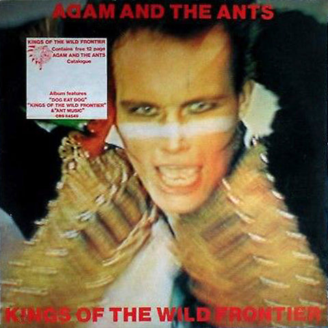 Adam And The Ants - Kings Of The Wild Frontier (VINYL SECOND-HAND)