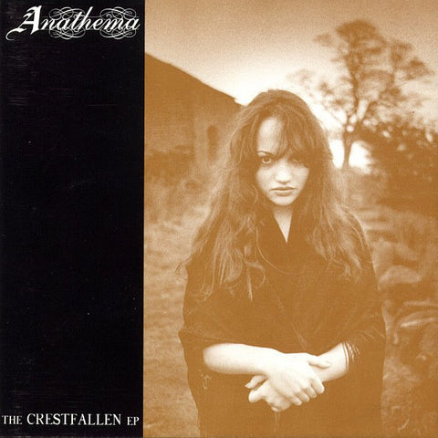 Anathema - The Crestfallen (EP VINYL SECOND-HAND)