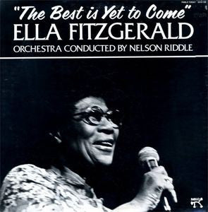 Ella Fitzgerald - The Best Is Yet To Come (VINYL SECOND-HAND)
