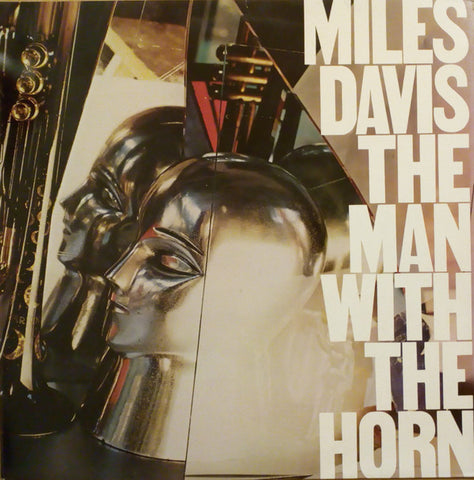 Miles Davis  - The Man With The Horn (VINYL SECOND-HAND)