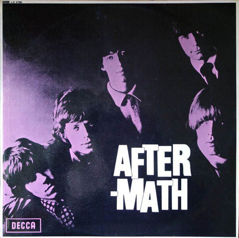 Rolling Stones - Aftermath (VINYL SECOND-HAND)