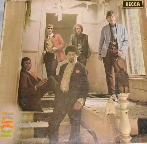 Savoy Brown Blues Band - Shake Down (VINYL SECOND-HAND)