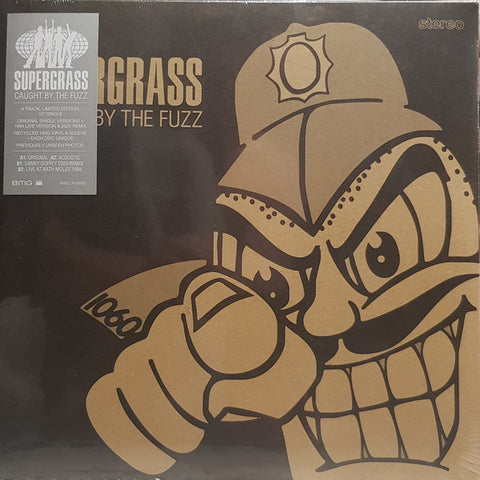 Supergrass - Caught By The Fuzz - 10'' RSD (VINYL)