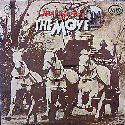 The Move - Fire Brigade (VINYL SECOND-HAND)