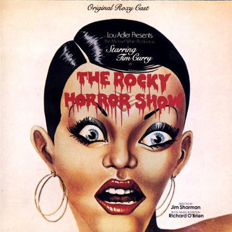 Various Artists -The Rocky Horror Show (VINYL SECOND-HAND)