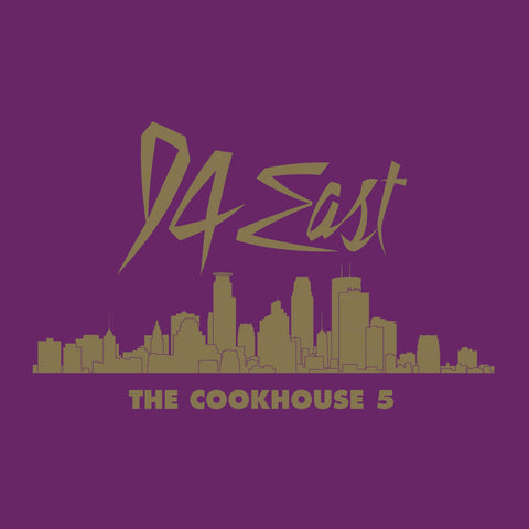 94 East - The Cookhouse 5(VINYL)