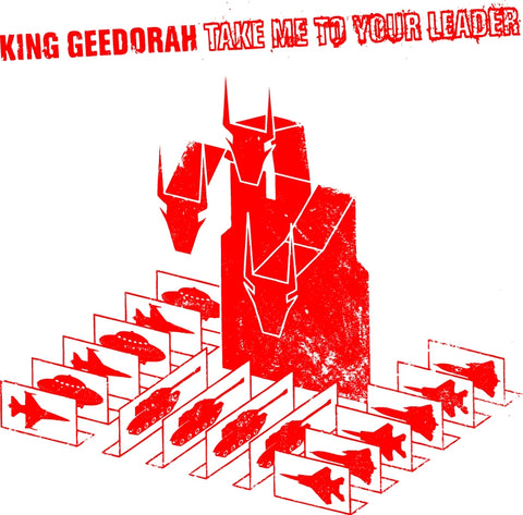 King Geedorah (MF Doom) - Take Me To Your Leader(2xVINYL)