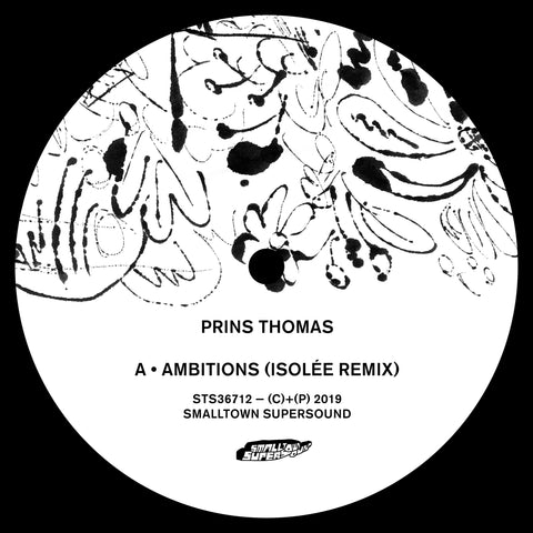 Prins Thomas - Ambitions Remixes II(12'')