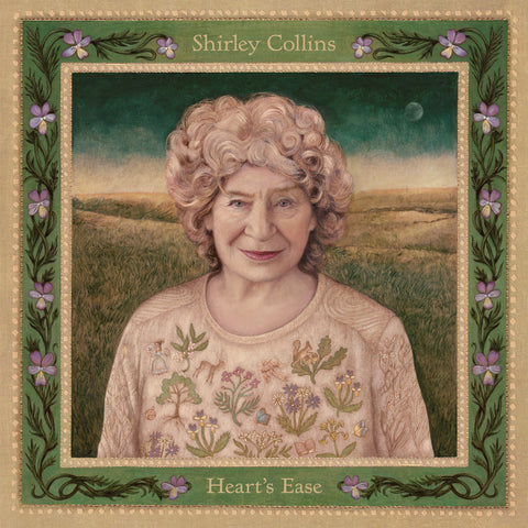 Shirley Collins - Heart's Ease(VINYL)