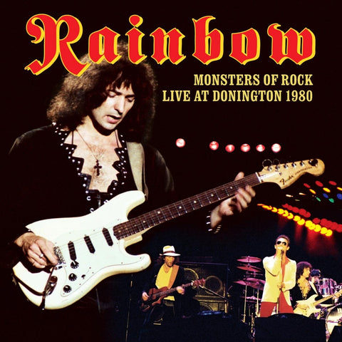 Rainbow - Monsters Of Rock Live In Donington(2xVINYL+CD)